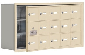 Salsbury 19138-15 Phone Locker Sandstone