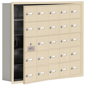 Salsbury 19155-25 Phone Locker Sandstone