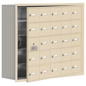 Salsbury 19158-25 Phone Locker Sandstone