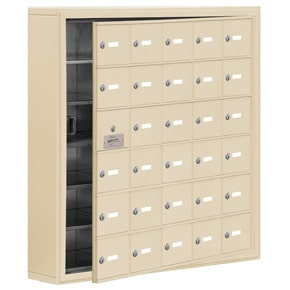 Salsbury 19165-30 Phone Locker Sandstone