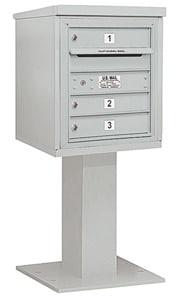 Salsbury 4C Pedestal 3405S-03 Gray