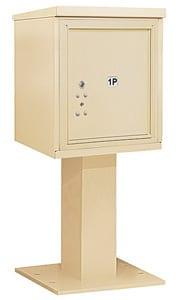 Salsbury 4C Pedestal 3405S-1P Sandstone