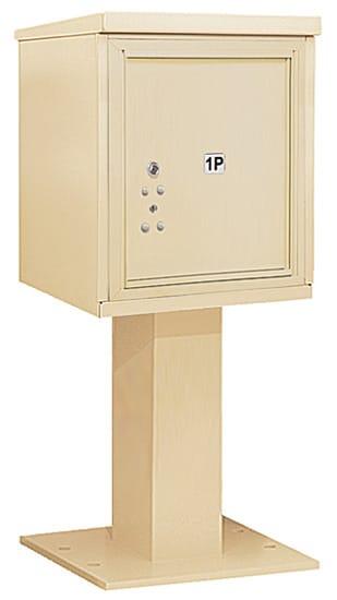3405S1P Salsbury Commercial 4C Pedestal Mailboxes
