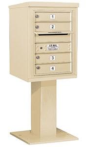 Salsbury 4C Pedestal 3406S-04 Sandstone