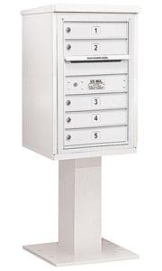 Salsbury 4C Pedestal 3407S-05 White