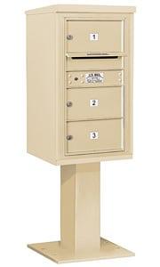 Salsbury 4C Pedestal 3408S-03 Sandstone