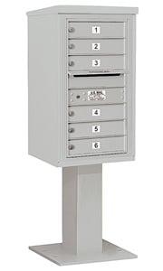 Salsbury 4C Pedestal 3408S-06 Gray