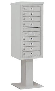 Salsbury 4C Pedestal 3410S-08 Gray