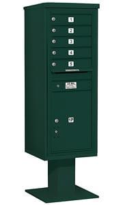 Salsbury 4C Pedestal 3413S-05 Green