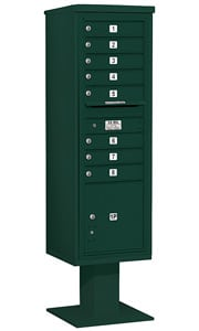 Salsbury 4C Pedestal 3415S-08 Green