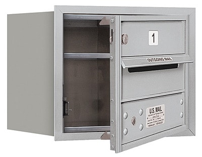 3703S01 Front Loading Commercial 4C Mailboxes