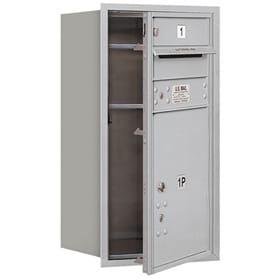 Salsbury 4C Mailboxes 3708S-01 Aluminum