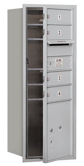 3710SA04 Front Loading Commercial 4C Mailboxes