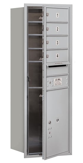 3711S04 Front Loading Commercial 4C Mailboxes