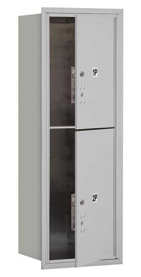 3711S2P Front Loading Commercial 4C Mailboxes
