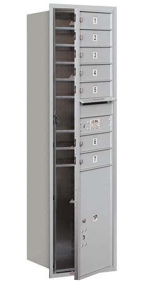 3715S07 Front Loading Commercial 4C Mailboxes