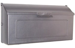 Special Lite Horizon Mailbox Gunmetal