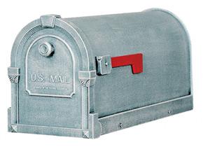 Special Lite Savannah Mailboxes Verde Green