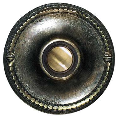 Waterglass Studios Edwardian Brass Door Bell