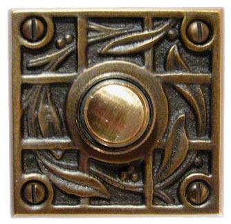 Waterglass Studios Vine Trellis Door Bell