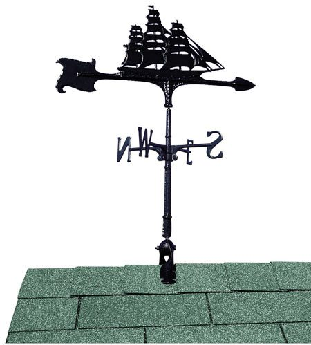 Whitehall 30 Inch Clipper Accent Weathervane