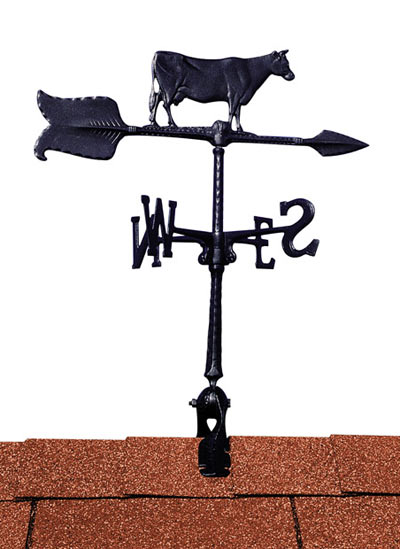 Whitehall 24 Inch Cow Accent Weathervane