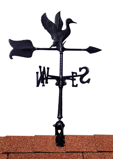 Whitehall 24 Inch Duck Accent Weathervane