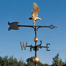Whitehall 30 Inch Eagle Traditional Weathervane