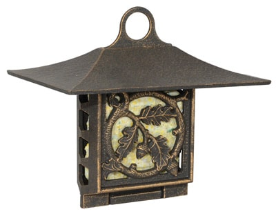 Whitehall Oakleaf Suet Bird Feeder