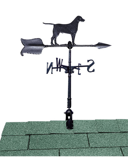 Whitehall 24 Inch Retriever Accent Weathervane