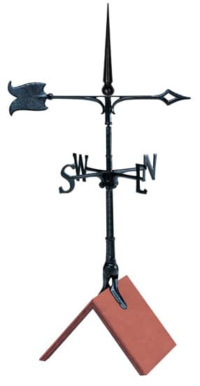 Whitehall 30 Inch Spear Color Weathervane