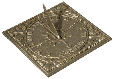 Whitehall Sunny Hours Sundial