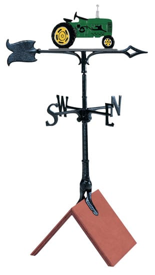 Whitehall 30 Inch Tractor Color Weathervane