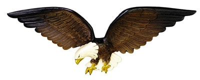 Whitehall 24 Inch Wall Eagle