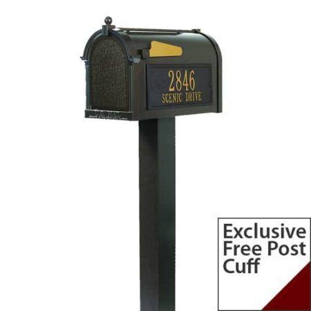 Whitehall Premium Mailbox Package