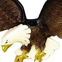 Whitehall Wall Eagle Color