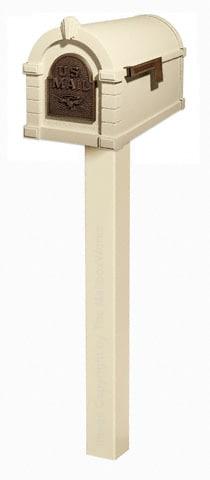 Keystone Eagle Standard Post Almond Bronze