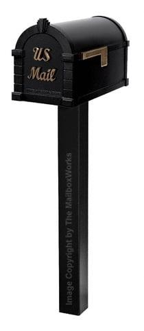 Keystone Signature Standard Post Black Bronze
