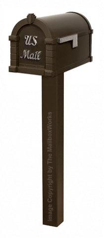 Keystone Signature Standard Post Bronze Nickel