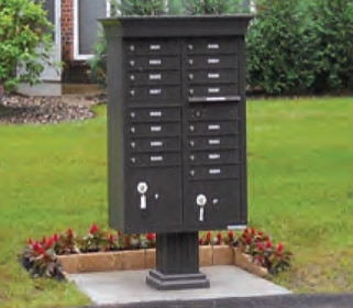 Florence CBU Mailbox Decorative Options