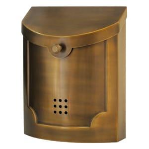 Ecco 4 Wall Mount Satin Brass