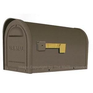 Special Lite Classic Mailbox Mocha