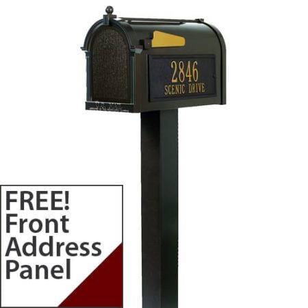 Whitehall Premium Mailbox Package