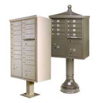 CBU Commercial Mailboxes