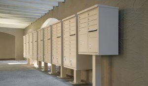 CBU Mailboxes Installed