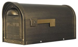 Special Lite Classic Post Mount Mailbox