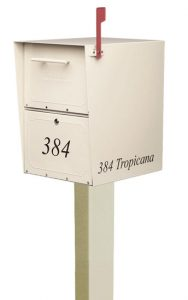 Architectural Mailboxes Oasis Standard Post