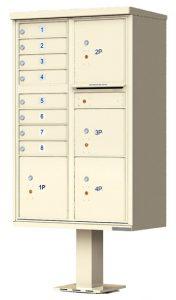 Florence 1570T6 CBU Mailbox