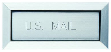 Residential Mail Slots What You Need To Know When Ing