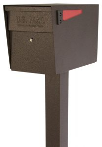 Mailboss Mailbox With Post